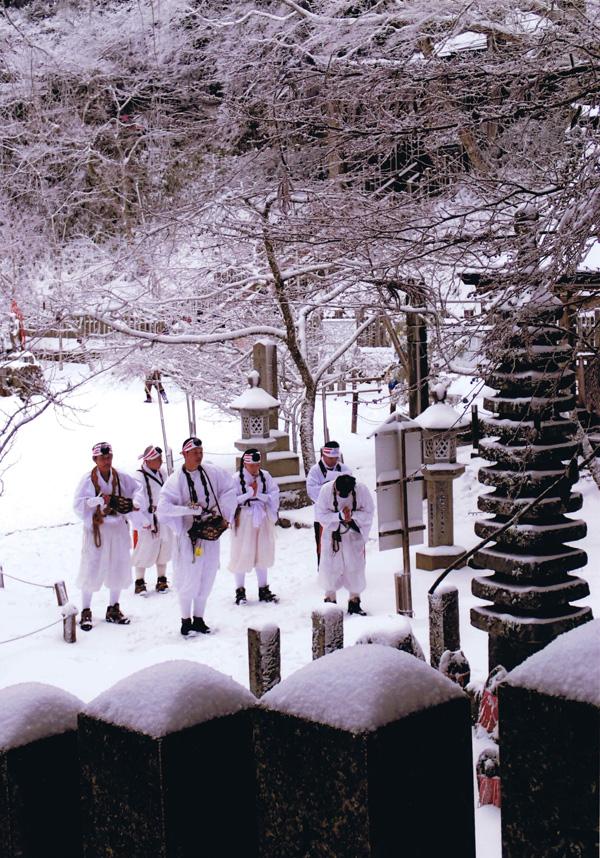 天野酒賞 「祈り」金剛山