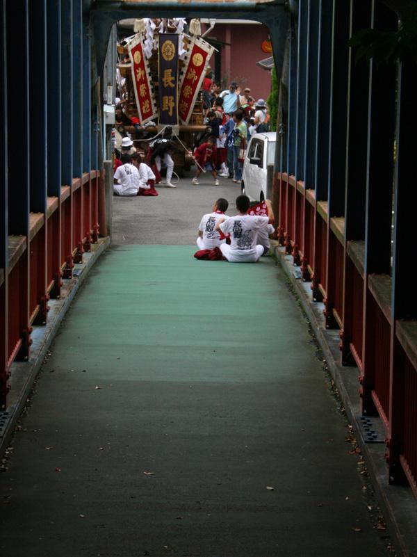 ノバティながの会長賞 「ひと時の休息」黄金橋