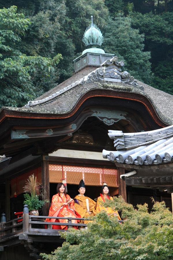 阪九フェリー賞 「観月」天野山金剛寺