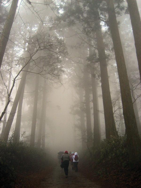 千早赤阪村長賞 「神秘の金剛山」 金剛山