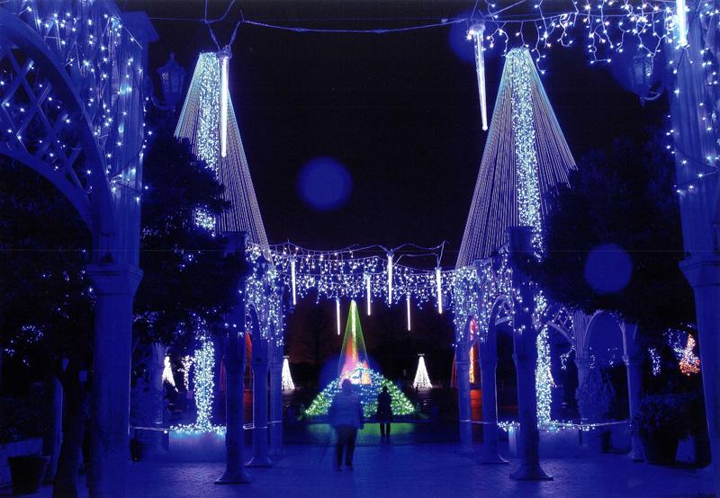 河内長野市公園緑化協会長賞 「おとぎの国」寺ヶ池公園