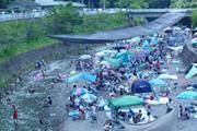 自然休養村 滝畑湖畔観光・光滝寺キャンプ場