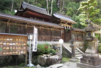 重要文化財の本殿